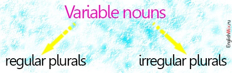 Variable Nouns